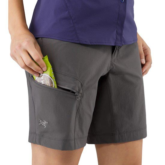 Arc'teryx Sylvite Short W - Photo de détail