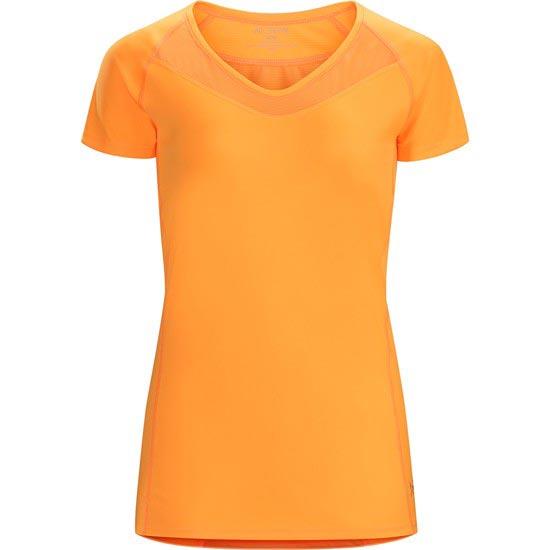 Arc'teryx Kapta Shirt SS W - Flashdance