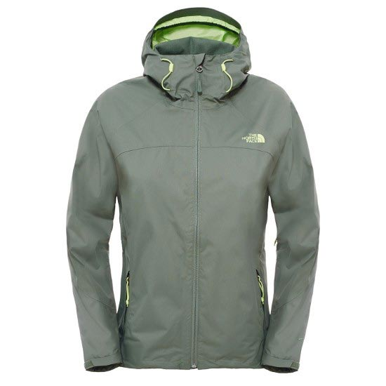 The North Face Sequence Jacket W - Laurel Wreath Green