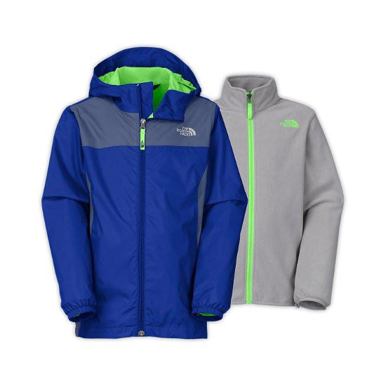 The North Face Stormy Rain Triclimate Boy - Foto de detalle