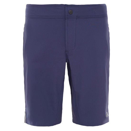 The North Face Kilowatt Short - Cosmic Blue/Macaw Green