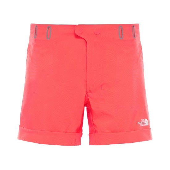 The North Face Subarashi Short W - Radiant Orange