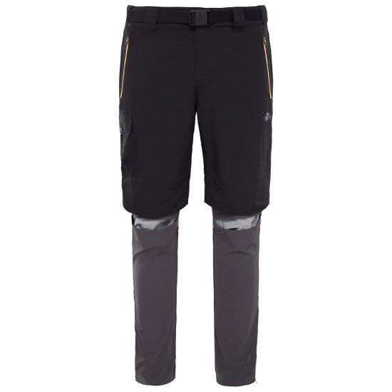 The North Face Initiate Convertible Pant - TNF Black