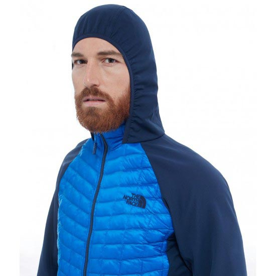 The North Face Thermoball Hybrid Hoodie - Foto de detalle