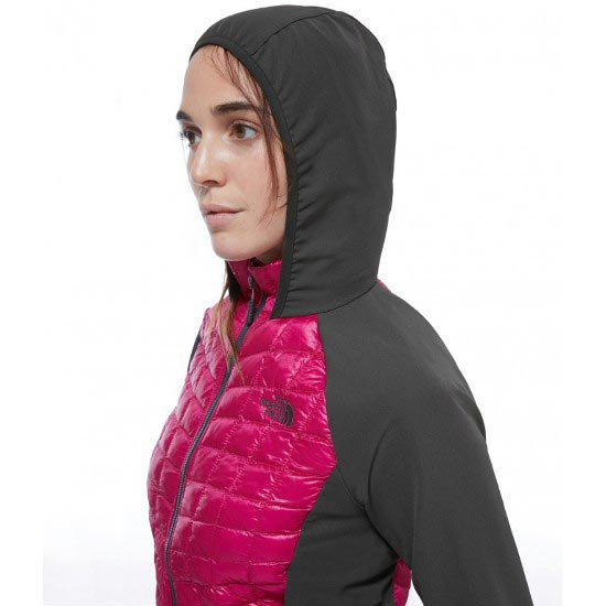 The North Face Thermoball Hybrid Hoodie W - Detail Foto