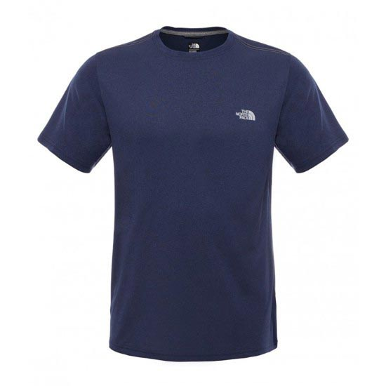 The North Face Reaxion Ampere Crew - Cosmic Blue Heather