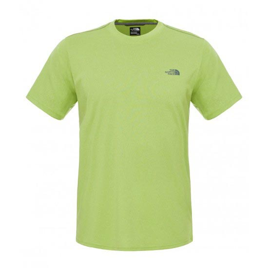The North Face Reaxion Ampere Crew - Macaw Green Heather