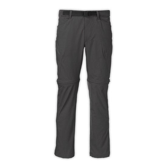 The North Face Straight Paramount 3.0 Convert Pant - Asphalt Grey