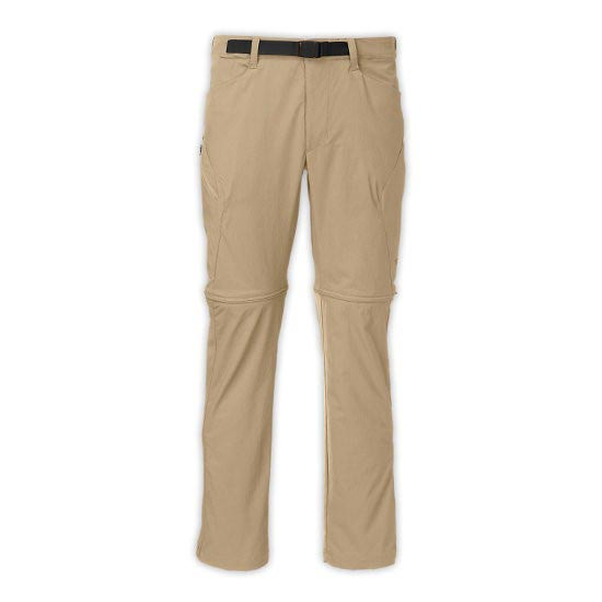 The North Face Straight Paramount 3.0 Convert Pant - Dune Beige