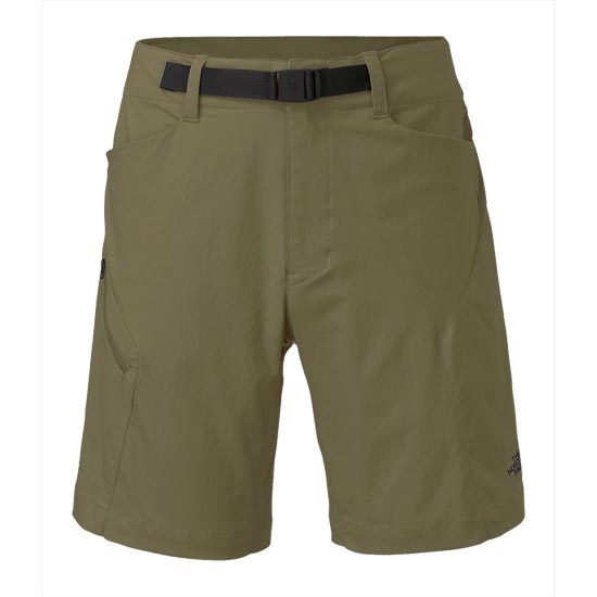 The North Face Straight Paramount 3.0 Short - Weimaraner Brown
