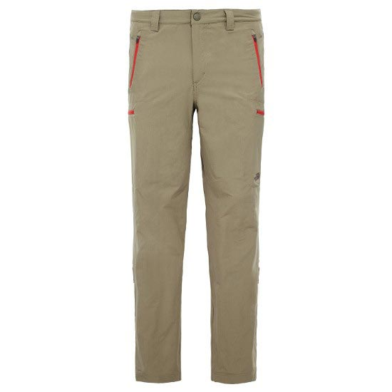 The North Face Exploration Pant - Mountain Moss