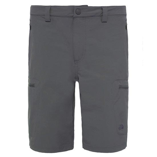 The North Face Exploration Short - Asphalt Grey