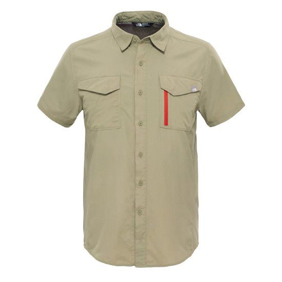 The North Face S/S Sequoia Shirt - Mountain Moss