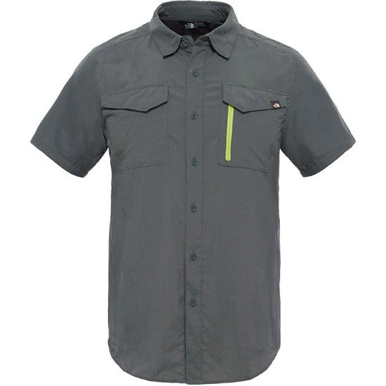 The North Face S/S Sequoia Shirt - Spruce green