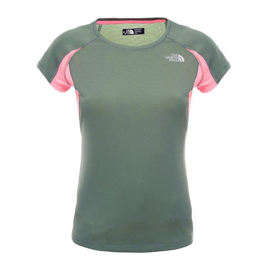 The North Face Go Light Go Fast S/S Tee W - Laurel Wreath Green
