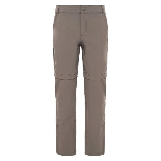 The North Face Exploration Convertible Pant W - Dune Beige