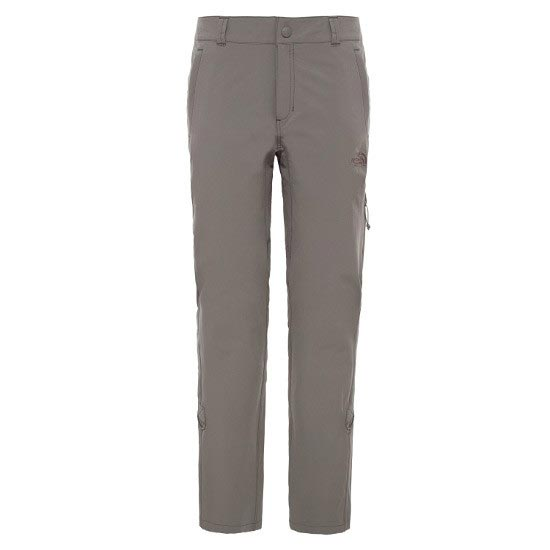The North Face Exploration Pant W - Weimaraner Brown