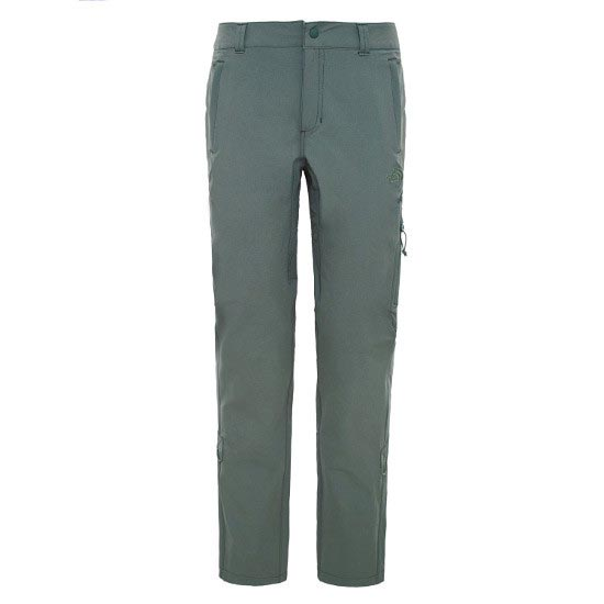 The North Face Exploration Pant W - Laurel Wreath Green