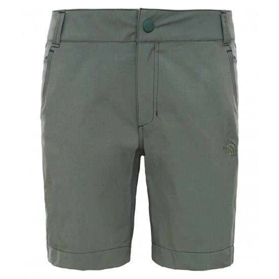 The North Face Exploration Short W - Laurel Wreath Green