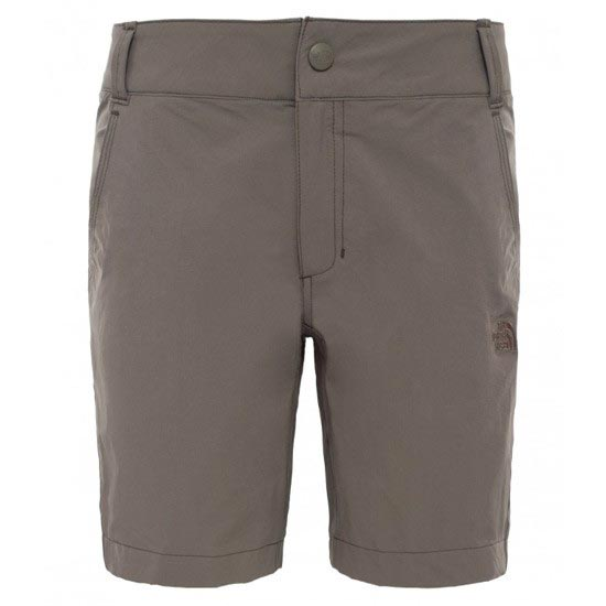 The North Face Exploration Short W - Weimaraner Brown