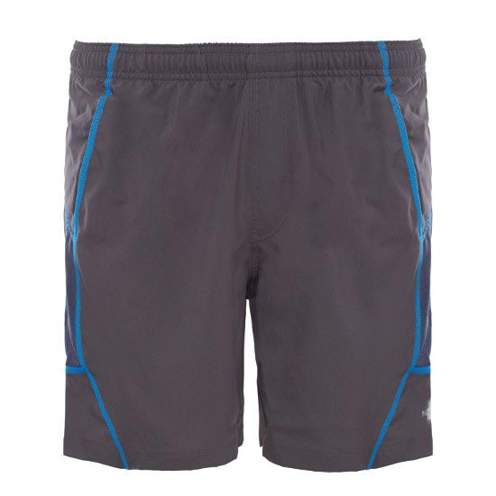 The North Face Voltage Short 7 - Asphalt Grey/Cosmic Blue Heather