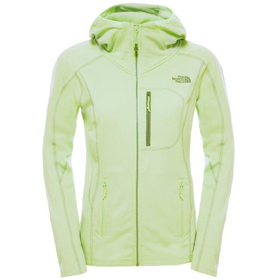 The North Face Incipient Hooded Jacket W - Budding Green