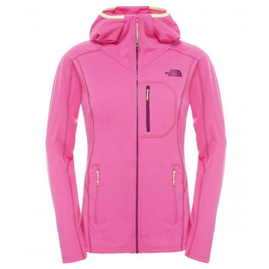 The North Face Incipient Hooded Jacket W - Raspberry Rose