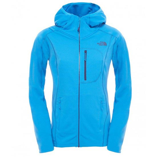 The North Face Incipient Hooded Jacket W - Clear Lake Blue