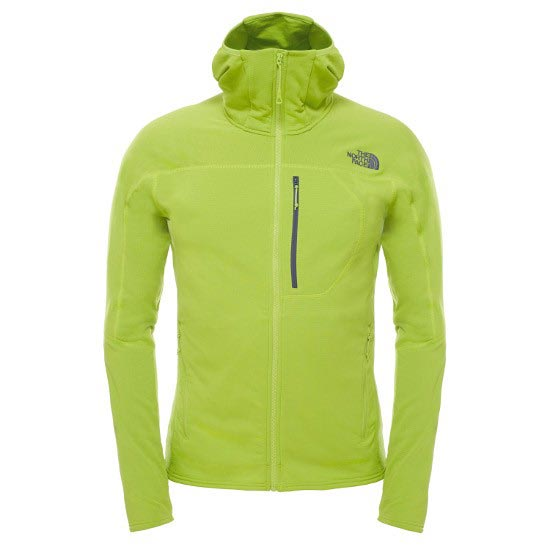 The North Face Incipient Hooded jacket - Macaw Green