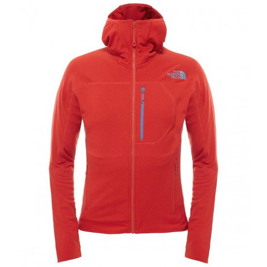 The North Face Incipient Hooded jacket - Pompeian Red