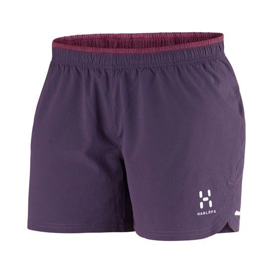 Haglöfs Intense Shorts W - Acai Berry/Aubergine