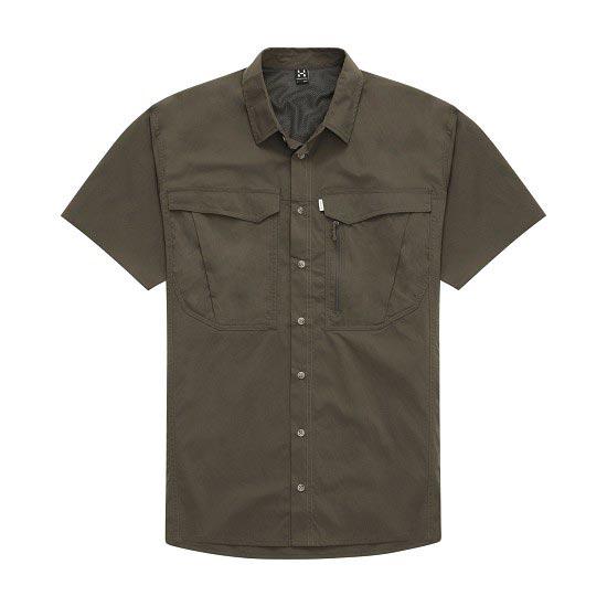 Haglöfs Salo III SS Shirt - Beluga