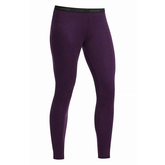 Icebreaker Everyday Leggings W 200 W - Purple