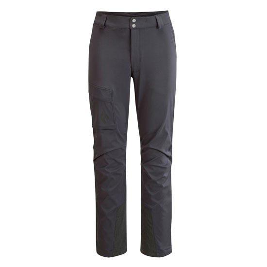 Black Diamond Dawn Patrol LT Pants - Smoke