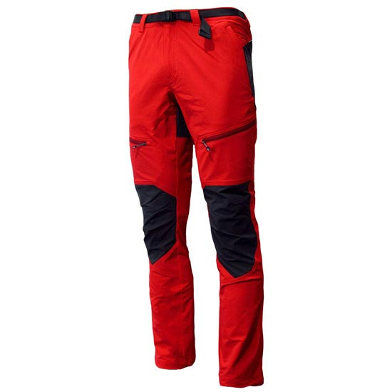 Ternua Pantalon High Points - Rojo