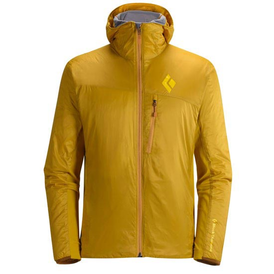 Black Diamond Acces LT Hybrid Hoody - Gold