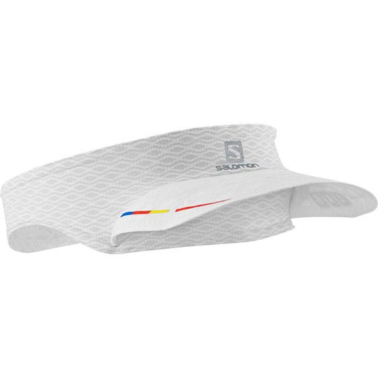 Salomon S-Lab Sense Visor - White