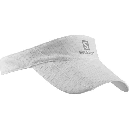 Salomon Xr Visor II - White