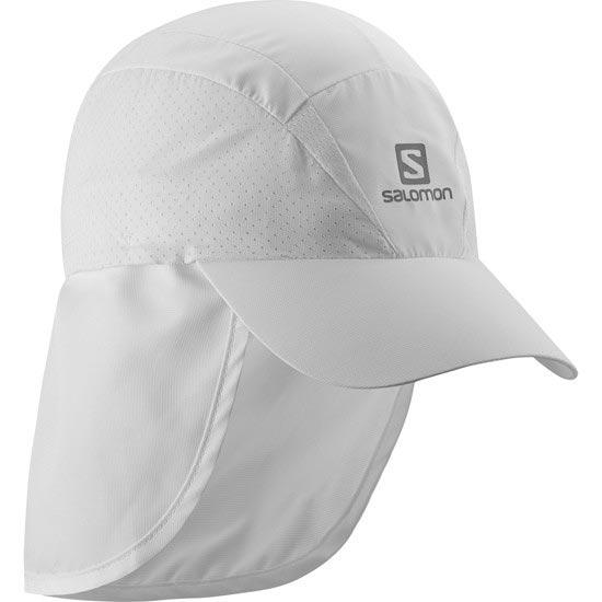 Salomon Xa+ Cap - White