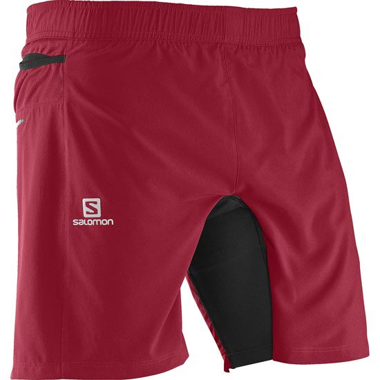 Salomon Fast Wing Tw Short - Victory Red
