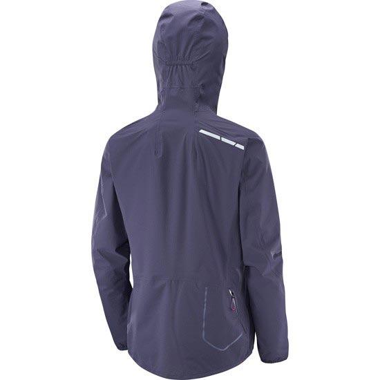 Salomon Bonatti Waterproof Jacket W - Photo de détail