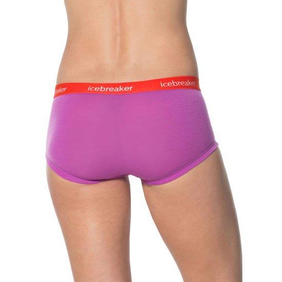 Icebreaker Sprite Hot Pants W - Photo de détail