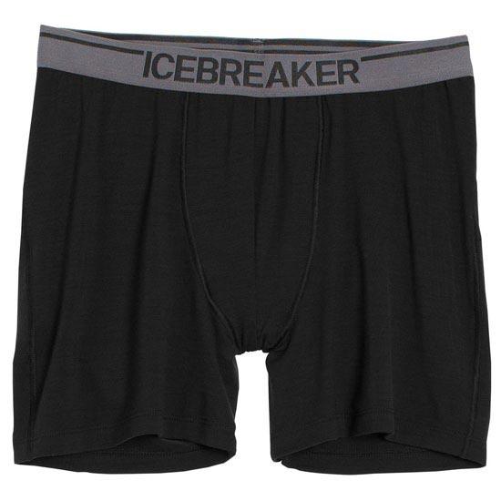 Icebreaker Anatomica Boxers - Black