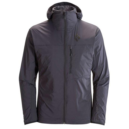 Black Diamond Alpine Start Hoody - Smoke