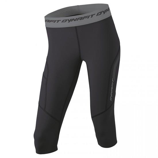 Dynafit React 3/4 Tights W - Asphalt