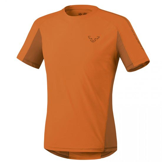 Dynafit Enduro  S/S Tee - Carrot