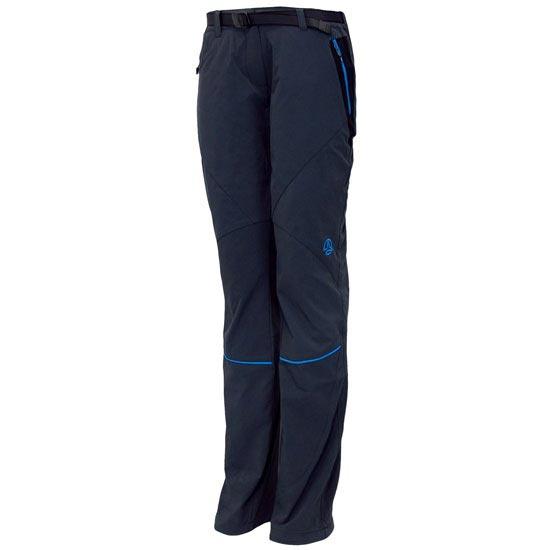 Ternua Pantalón Instanct W - Antracita/Azul