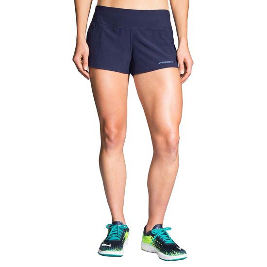Brooks Chaser 3 Short W - Deep Blue