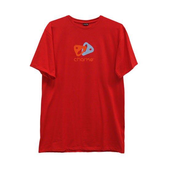 Charko Bolt T-Shirt - Red