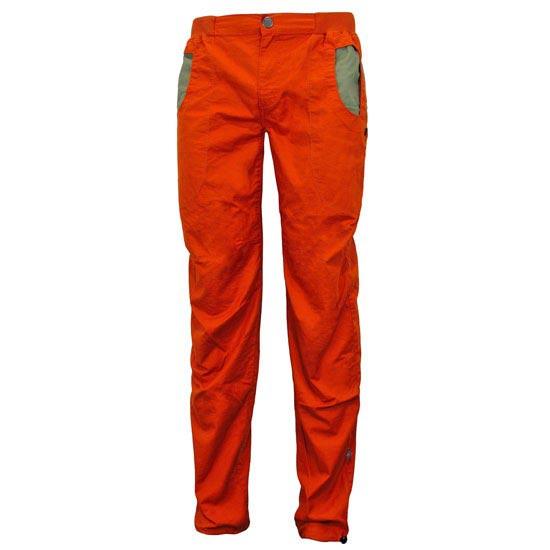 E9 Polpocket Pant - Brick/Grey